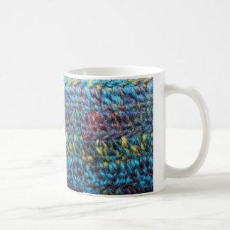 Caneca De Café Conforto Crocheted