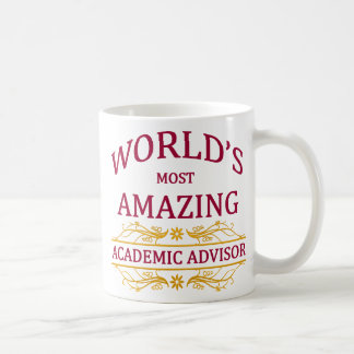 Caneca De Café Conselheiro académico