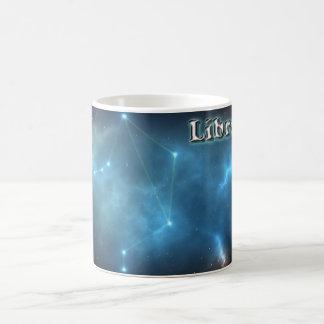 Caneca De Café Constelação do Libra