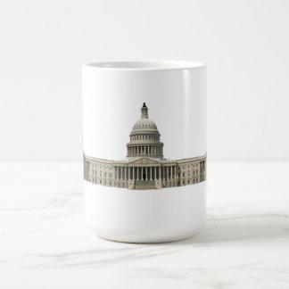 Caneca De Café Construção capitala dos E.U.: Washington DC