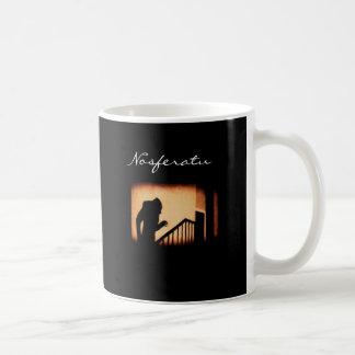 Caneca De Café Contagem Orlok de Nosferatu