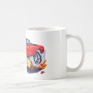 Caneca De Café Convertible 1984-93 vermelho de Corveta