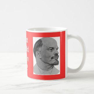 Caneca De Café Cópia do wikimedia de Lenin 2_dibujo_1901