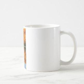 Caneca De Café Copo com a imagem impressa nela