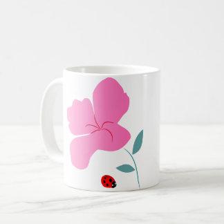 Caneca De Café Copo da flor