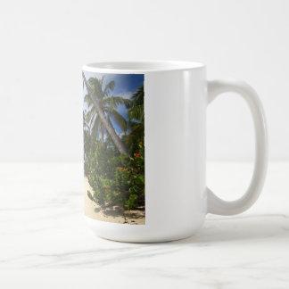 Caneca De Café Copo da ilha de Sandy