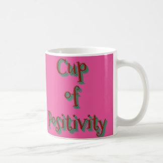 Caneca De Café Copo da positividade