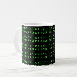 Caneca De Café Copo de café binário