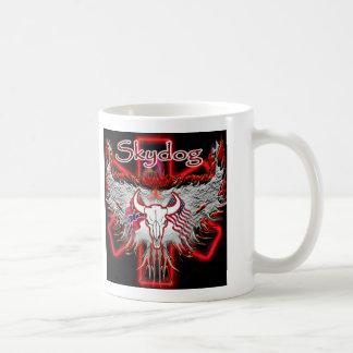 Caneca De Café ], copo de café da música de Skydog