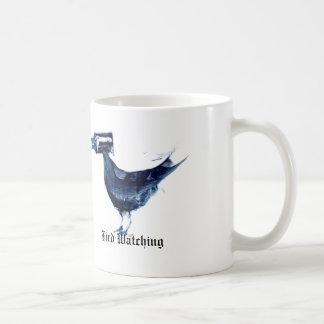 Caneca De Café Copo de café da ornitologia
