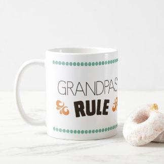 Caneca De Café Copo de café da regra dos vovôs