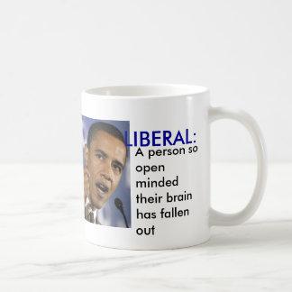 Caneca De Café Copo de café de Anti-Obama