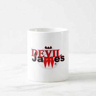 Caneca De Café Copo de café de James do diabo
