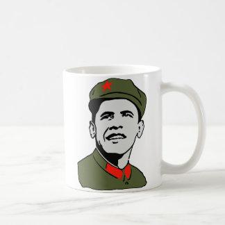 Caneca De Café Copo de café de Obama Mao