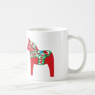 Caneca De Café Copo de café do cavalo de Dala