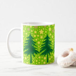 Caneca De Café Copo de café época de natal