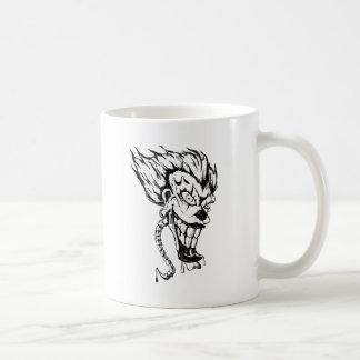 Caneca De Café Copo de café mau do palhaço