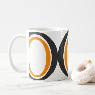 Caneca De Café Copo de café retro customizável do impressão de