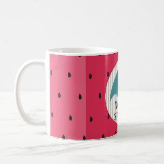 """Caneca De Café Copo de Mommys Sippy da melancia guarda-chuva"""" da"""