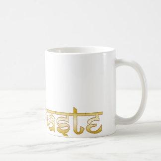 Caneca De Café Copo de Namaste Lotus