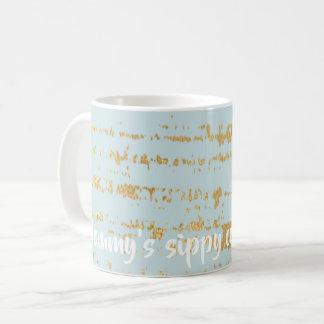 """Caneca de café """"copo de Sippy do ouro"""