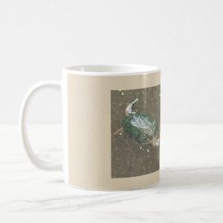 Caneca De Café copo do café da tartaruga