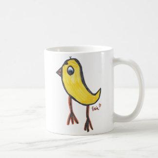 Caneca De Café copo do goldfinch