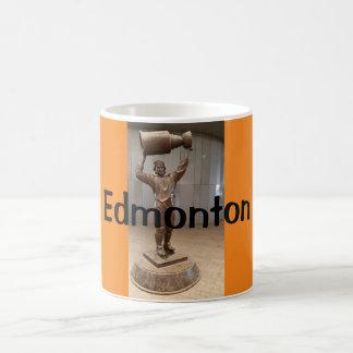 Caneca De Café Copo feio Edmonton da lembrança