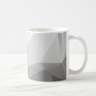 Caneca De Café COPO geométrico abstrato poligonal