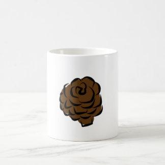 Caneca De Café Copo simples de Pinecone