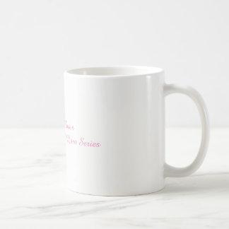 Caneca De Café Copos de café cor-de-rosa de Kenzie