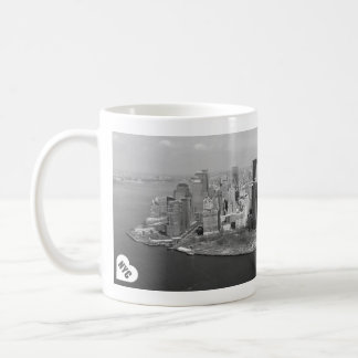 Caneca De Café Coração de Manhattan