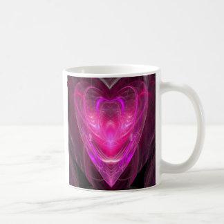 Caneca De Café Coração do Afrodite