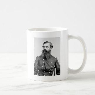 Caneca De Café Coronel Strother, ó cavalaria de WV, 1860s