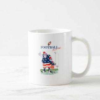 Caneca De Café Corredor da fama do futebol, fernandes tony