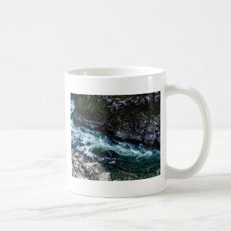 Caneca De Café córrego de águas esmeraldas