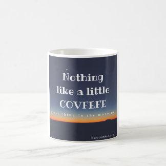 Caneca De Café Covfefe copo de café de 11 onças