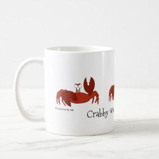 Caneca de café Crabby