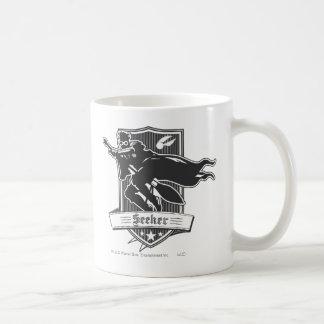 Caneca De Café Crachá do investigador de Harry Potter |