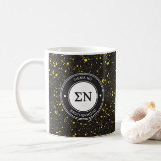 Caneca De Café Crachá do NU | do Sigma