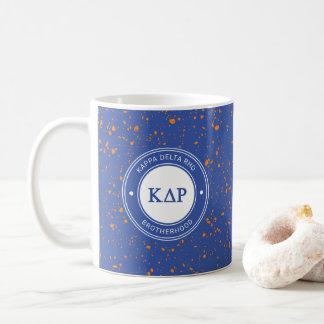 Caneca De Café Crachá do ró | do delta do Kappa