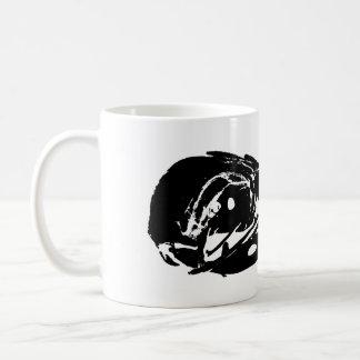 Caneca De Café Crânio do chá