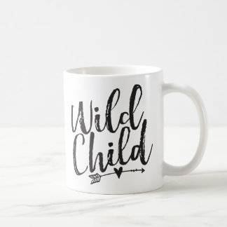 Caneca De Café Criança selvagem