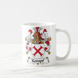 Caneca De Café Crista da família de Kempf