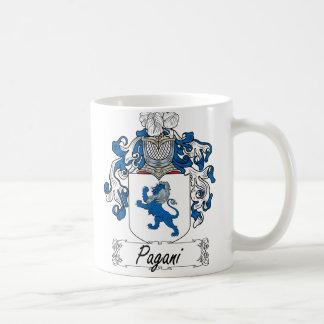 Caneca De Café Crista da família de Pagani