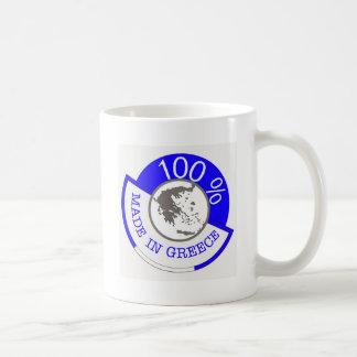 CANECA DE CAFÉ CRISTA DA PISCINA 100%