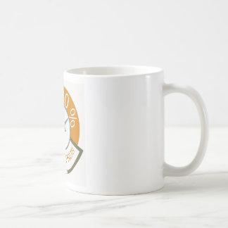 CANECA DE CAFÉ CRISTA DE CHIPRE 100%