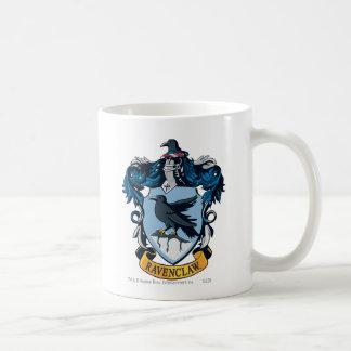 Caneca De Café Crista gótico de Harry Potter | Ravenclaw