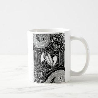 Caneca De Café Cristalografia