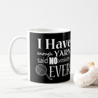 Caneca De Café Crochet • Não bastante tipografia dos artesanatos